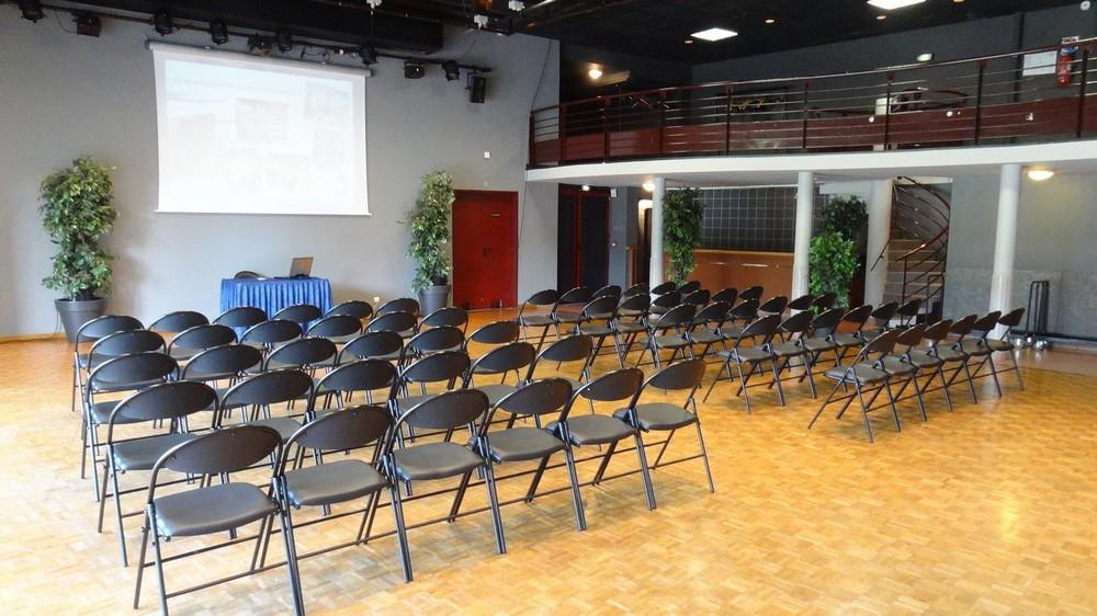 Centro congressi La fleuriaye - sala teatro nicole etienne