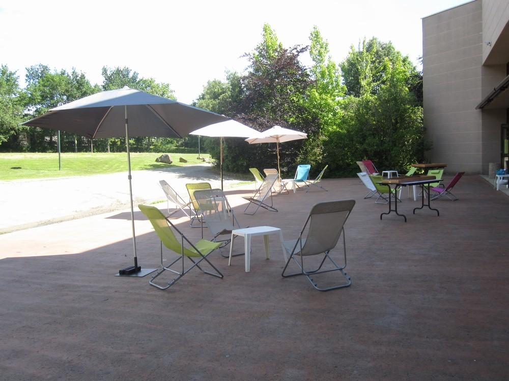 Convention Center Fleuriaye - terrazzo Jean di FICE
