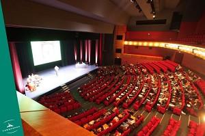 Kongresszentrum Fleuriaye - Amphitheater
