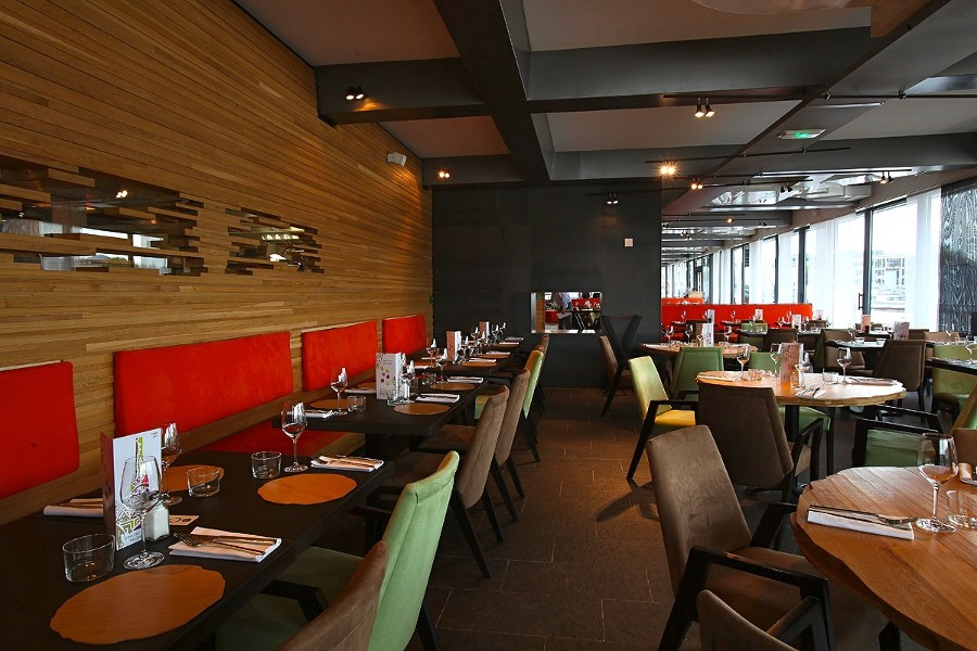 Restaurant o deck salle s minaire nantes 44 for Salle a diner