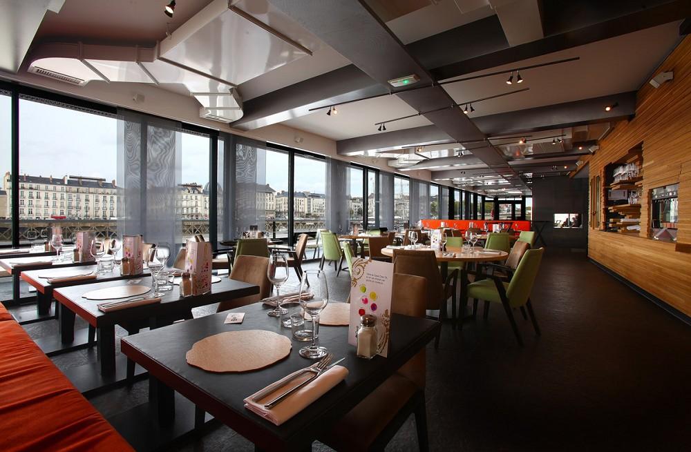 Menu Restaurant Bateau Loire