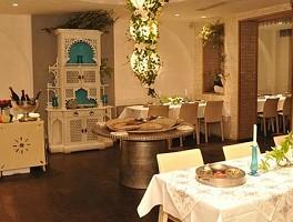 Restaurant Liza - Paris seminar