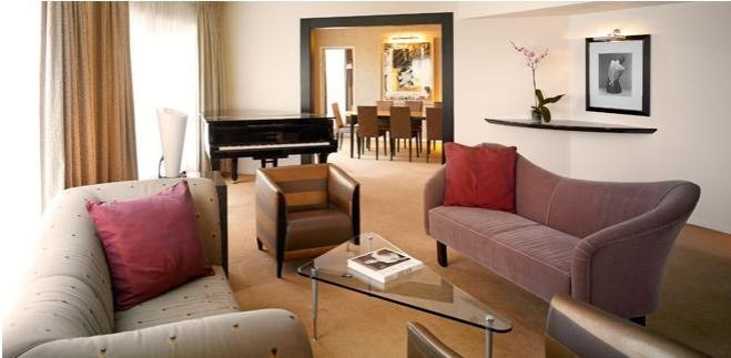 Hyatt Regency Paris Presidential Suite_2507