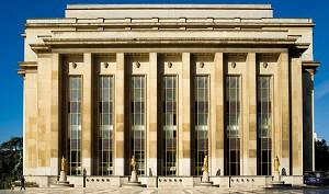 Museo Nazionale di Storia Naturale - Esterno