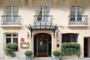 MEJORES PREMIER Trocadero La Tour OCCIDENTALES - star hotel seminarios parís 4