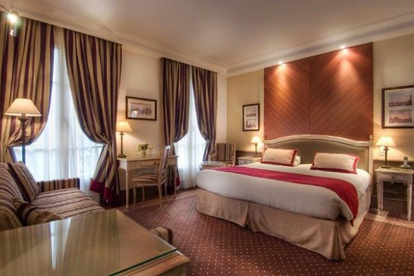 Best western first trocadero the tower - room for residential seminars