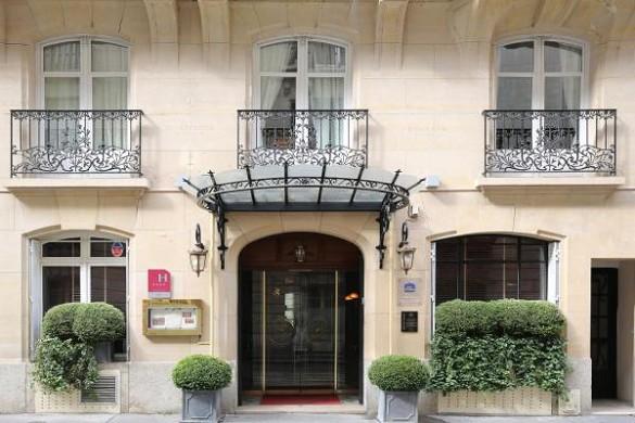 Best western first trocadero the tower - hotel 4 stars for seminars paris