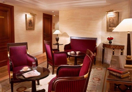 Best western premier trocadero tower - lounge