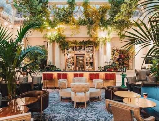 Hotel du Louvre - bar