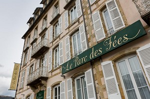 Hotel le Parc des Fées - You can click to enlarge the photo