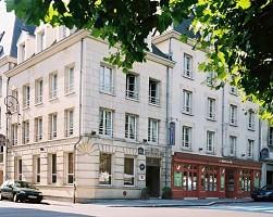 Best Western Hotel Les Beaux Arts - facciata