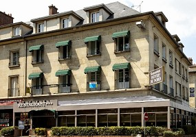 Hotel du Nord - Facade