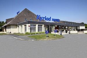 Kyriad Compiègne - seminários do hotel