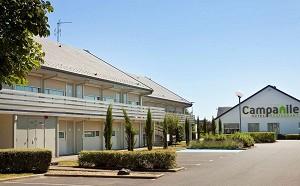 Campanile Beauvais - Esterno