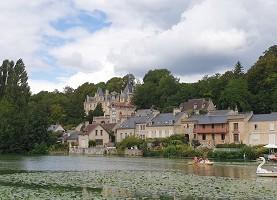 Le Chalet du Lac - Esterno