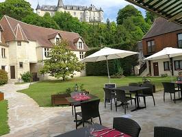 Daniel's Inn - Terrace