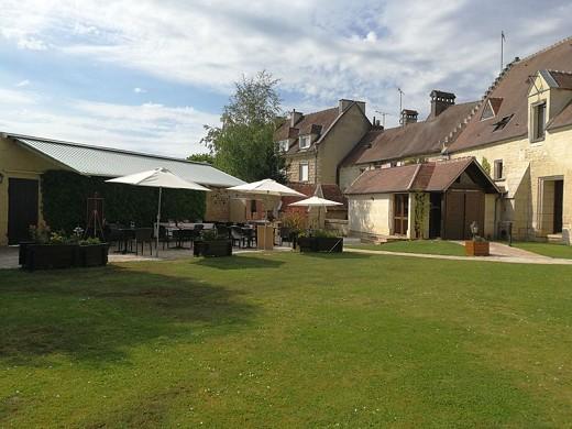 Daniels Gasthaus - Garten