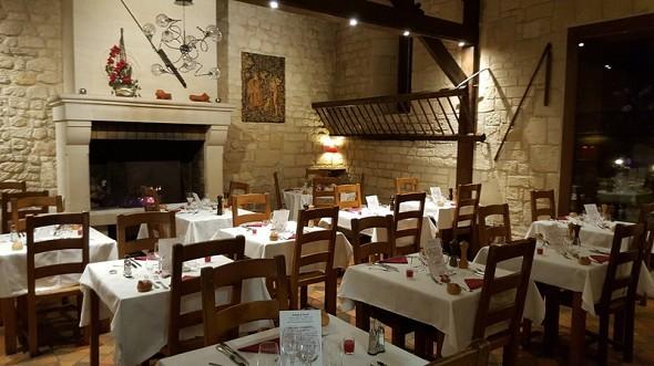 Daniel's inn - restaurante