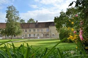 Le Clos Barisseuse - seminário de Saint-Vaast-les-Mello