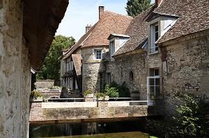 campo Rebetz - Seminario de Chaumont-en-Vexin