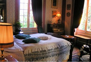 Chateau de moliens lodging