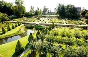 Vegetable garden of the Princes Chantilly - Chantilly seminar