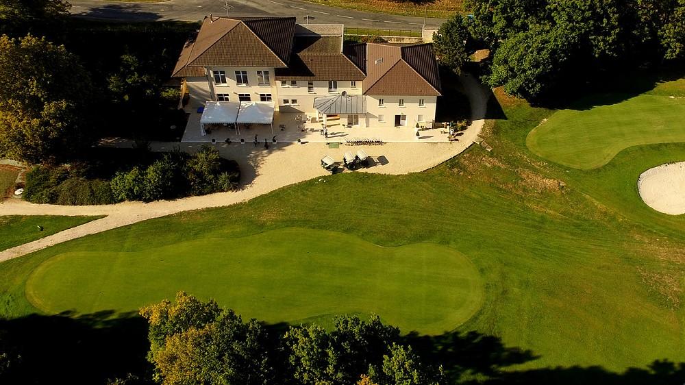 Restaurant Du Golf Du Chateau D Humieres