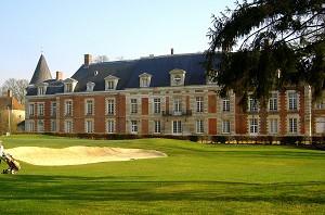 Golf du Château d'Humières - Front