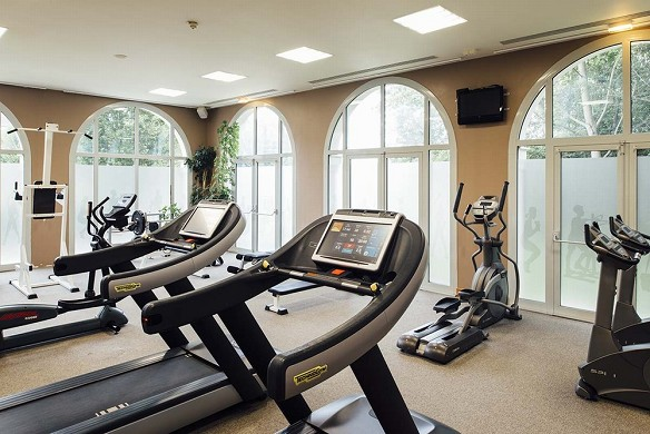 Dream castle paris - fabulous hotels group - gym