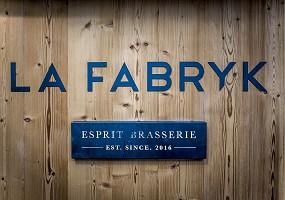 El Fabryk - Restaurante en Lyon