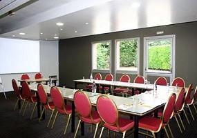 Comfort Hotel Lille Roubaix - U Sala de Reunião