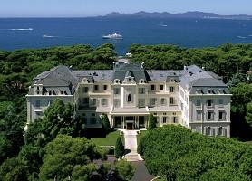 Hotel du Cap-Eden-Roc - seminário Antibes