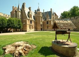Château D'Ainay-le-Viel - seminário Ainay-le-Vieil