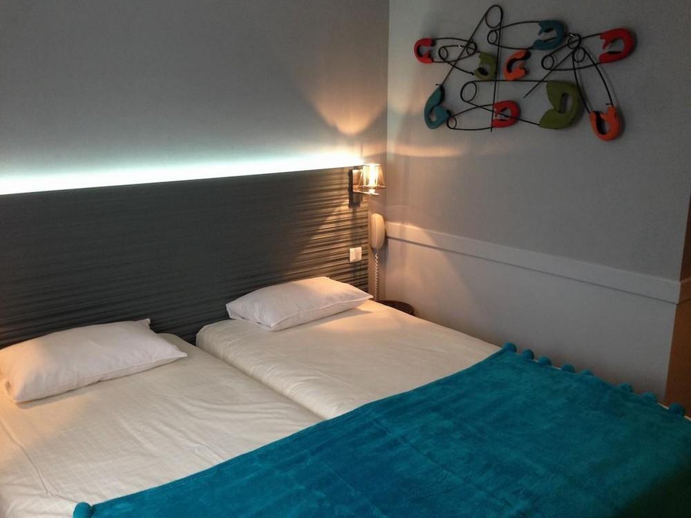 M Honfleur Hotel - Zimmer