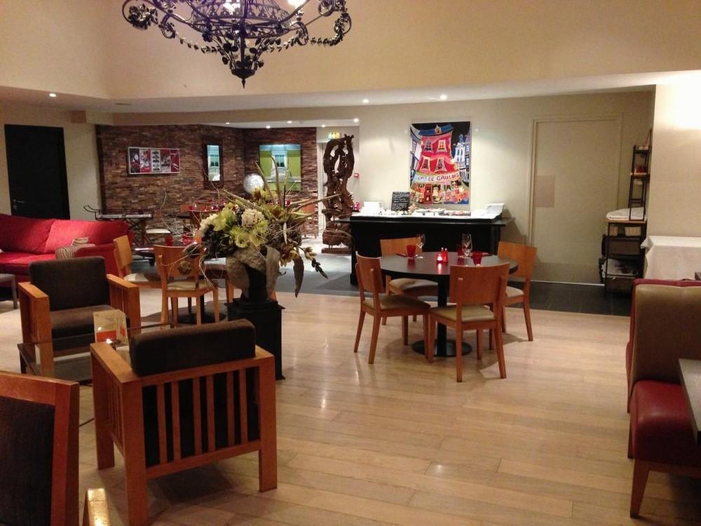 Honfleur Hotel - Lobby