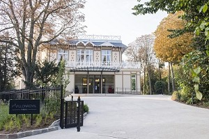 Pavillon Royal - Paris seminar