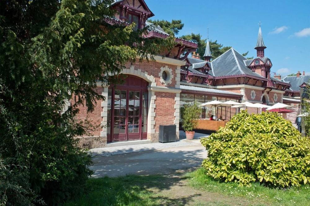 Les jardins de bagatelle salle s minaire paris 75 - Jardin de bagatelle restaurant ...