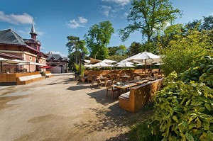 Les Jardins de Bagatelle - Outside area