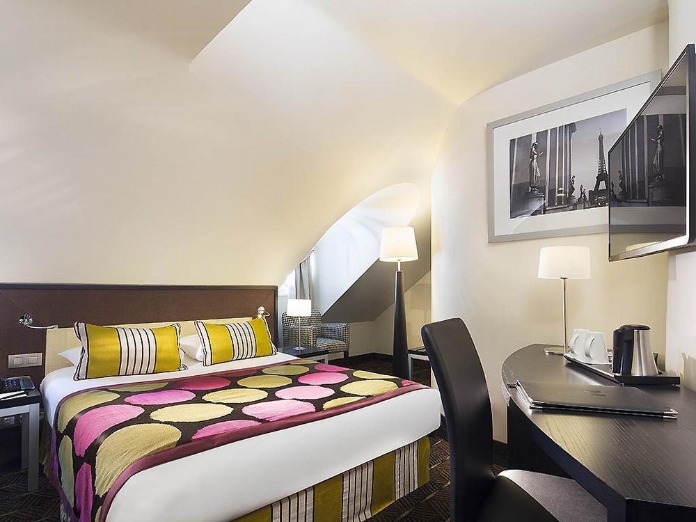 Hôtel m paris - hébergement