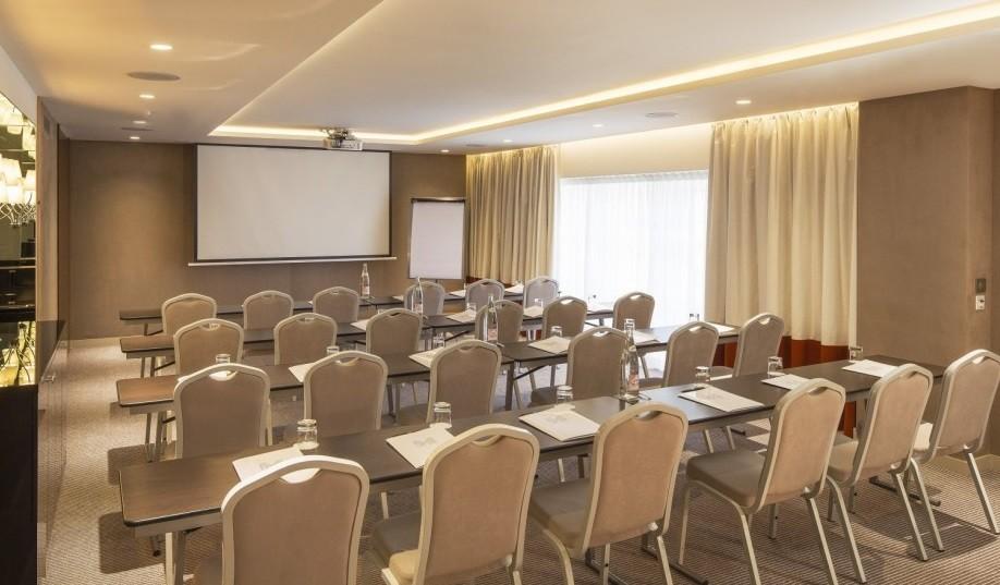 Hôtel m paris - salle séminaire