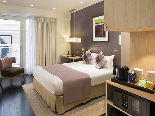 Hotel m paris - residential seminar room