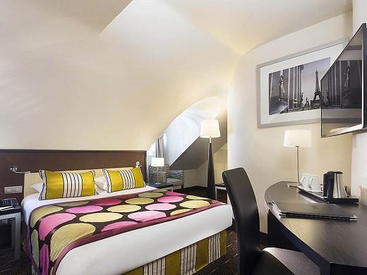 Hotel m Paris - Unterkunft