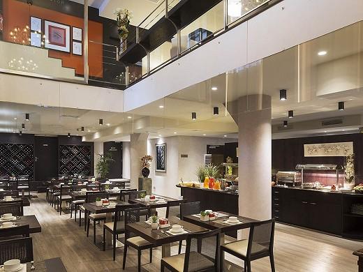 Hotel m paris - buffet