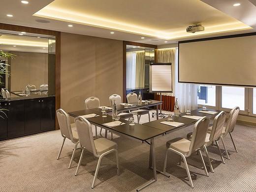 Hotel m paris - sala de reuniones