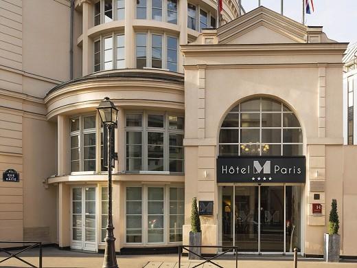 Hotel m Paris - Hotel Seminar Paris