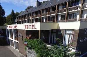 Hotel Les Mouflons - Hotel para seminarios 63