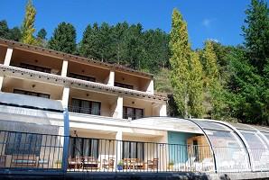 Hotel Du Mont Barral - anstelle von Außen