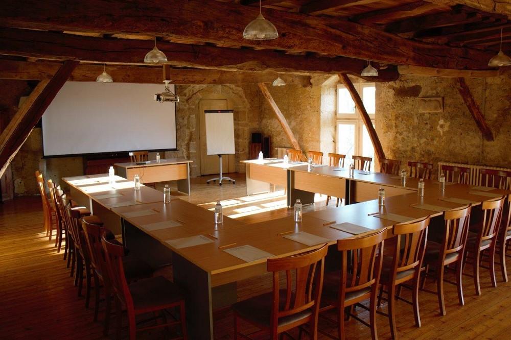 Castillo Lassalle - Restaurante