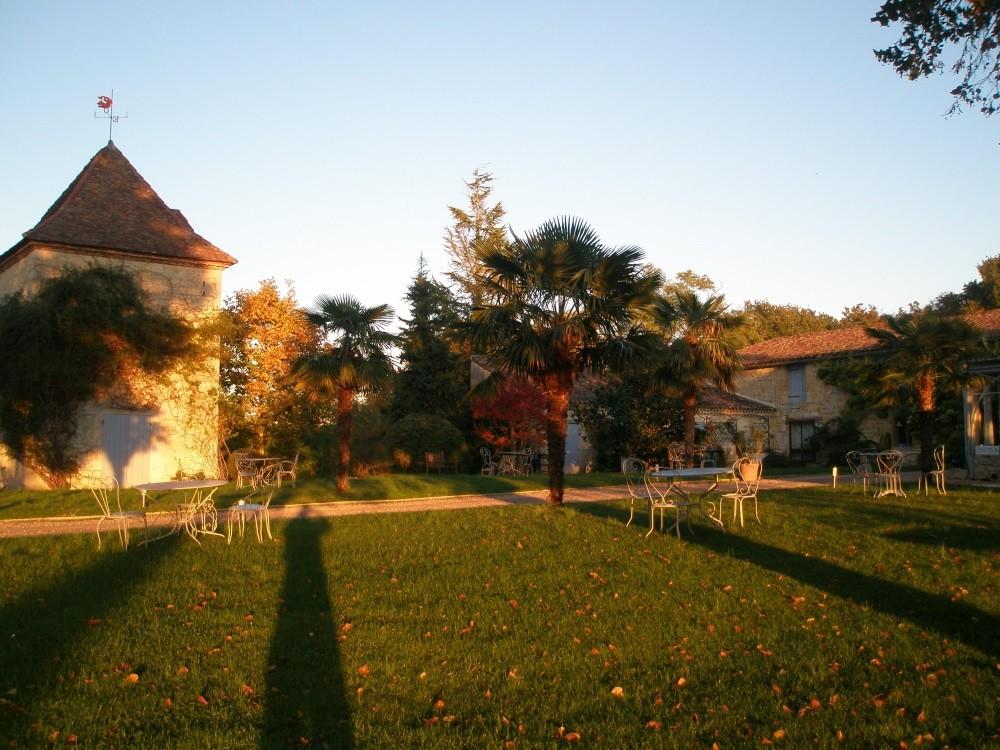Castillo Lassalle - Jardín
