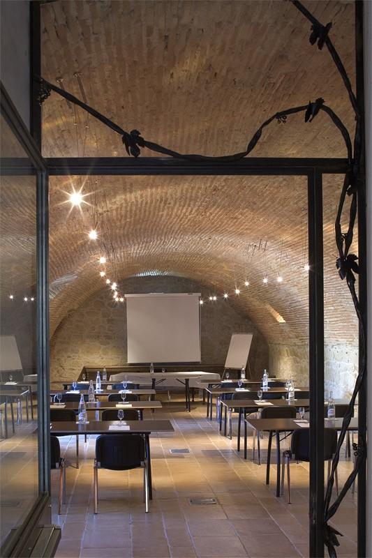 Château de lassalle - sala de reuniones